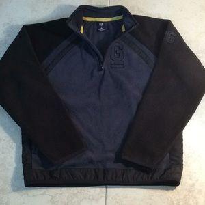 GAP KIDS Fleece Sweatshirt 1/4 Zip Pullover NWOT
